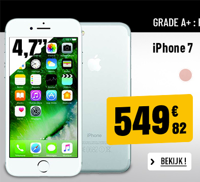 APPLE IPHONE 7 REFURBISHED A+ GRADE 32 GB