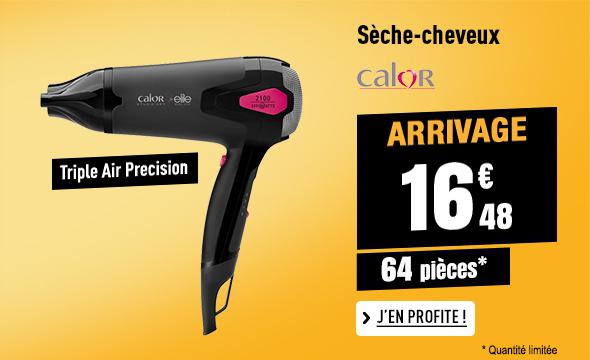 Sèche-Cheveux CALOR CV5372