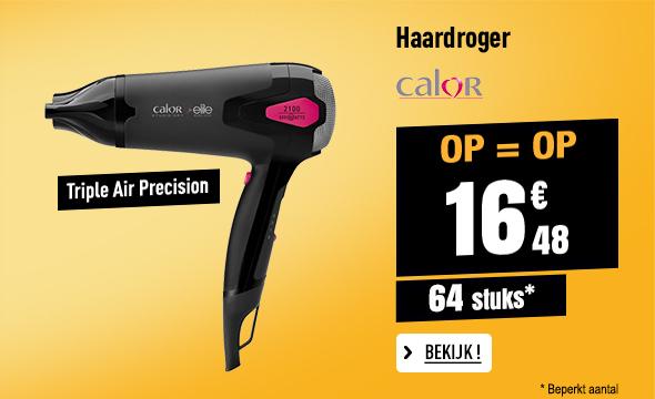 Haardroger CALOR CV5372