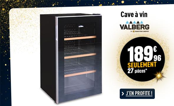 Cave à vin VALBERG WC 38B BWEC