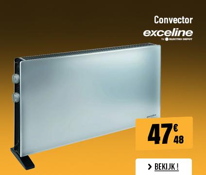 CONVECTOR VERWARMING EXCELINE EX-C24